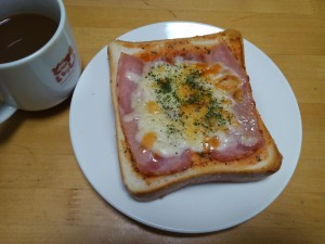 朝食 2014/03/30