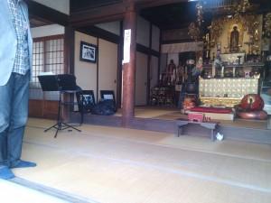 宗念寺本堂