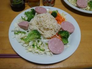 夕食 2014/09/03