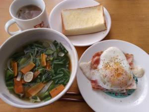 朝食 2014/12/08