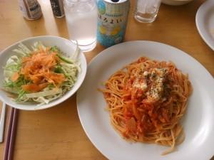 昼食 2014/12/31