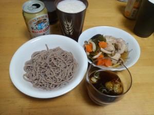 夕食 2015/07/22