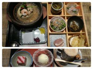 第5回いわくらランチスタンプラリー 串焼菜膳 和み 岩倉本店