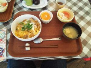 2017/01/10 さくらん坊の親子丼