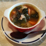 2017/01/24 イタリアンカフェMewのスープ