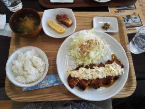2017/01/28 ちかんちのチキン南蛮定食
