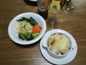 2017/02/16 夕食の写真