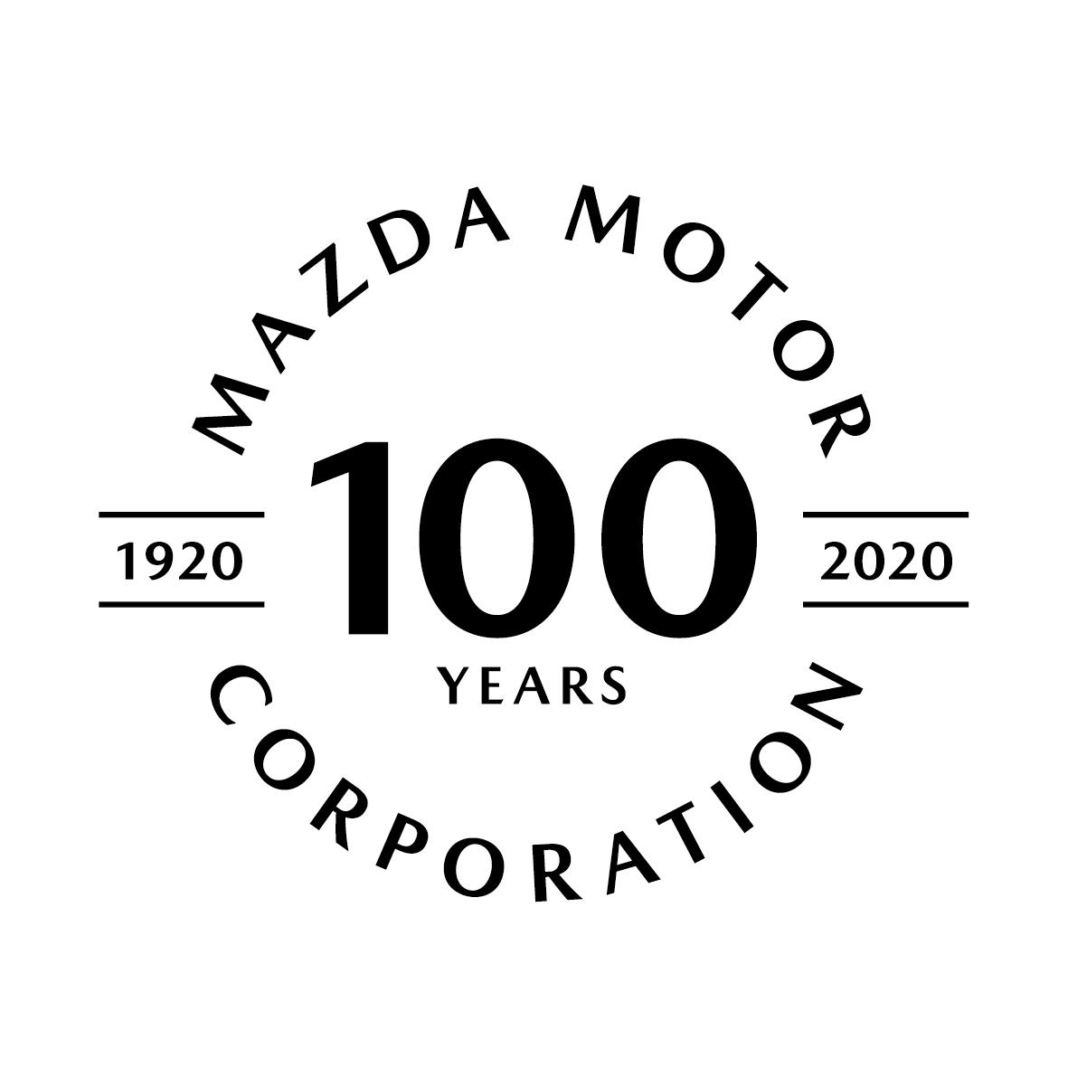 マツダ 100 周年