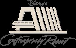 logo of Disney's Contemporary Resort