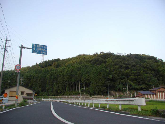 松江市玉造の焼火神社