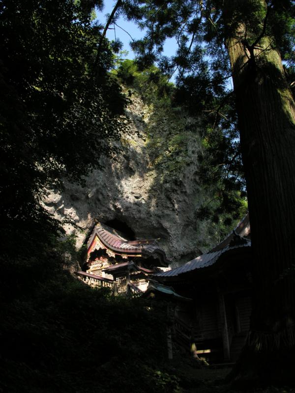 焼火神社 本殿