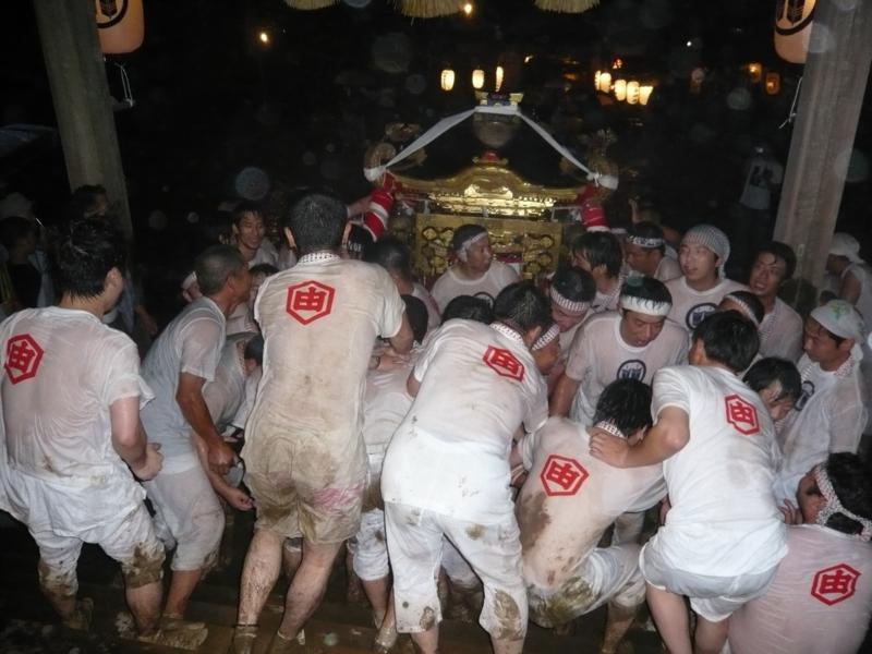 由良姫神社 神輿2