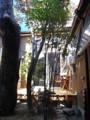 湊の家 T邸  食堂改修工事  中庭よりみる