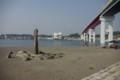 [風景]城ヶ島大橋と北原白秋記念碑