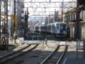 [鉄道][工事]高架化工事中の石神井公園駅と西武6000系
