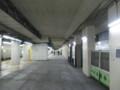 [鉄道][工事]東京メトロ有楽町線豊洲駅改良工事