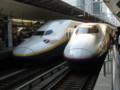 [鉄道]東北・上越新幹線E4系とE2系@東京