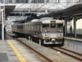 [鉄道]113系(N40工事施工車)@尼崎