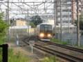 [鉄道]321系@尼崎~塚口(JR福知山線脱線事故現場付近)