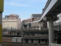 [鉄道][アニメ][とある科学の超電磁砲][とある魔術の禁書目録][聖地巡礼]立川駅上空を通る多摩都市モノレール