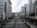 [風景][アニメ][とある科学の超電磁砲][とある魔術の禁書目録][聖地巡礼]立川駅前