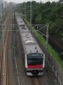 [鉄道]京葉線E233系@稲毛海岸~千葉みなと