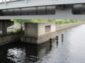 [鉄道]品川運河左岸のりんかい線車庫線トンネル換気口(若潮立坑)