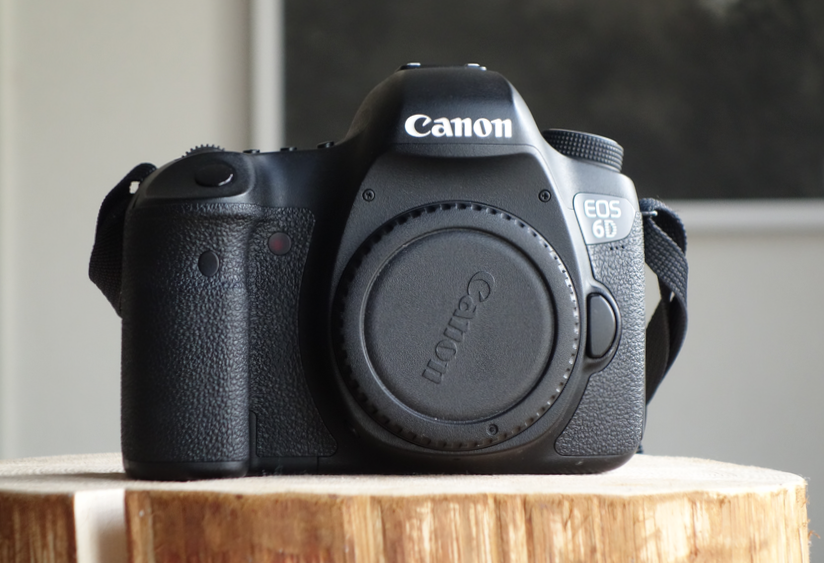 EOS 6D canon
