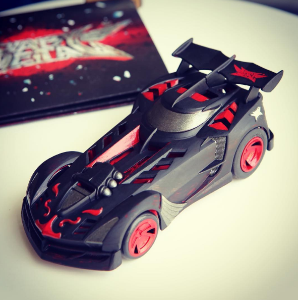 babymetal car