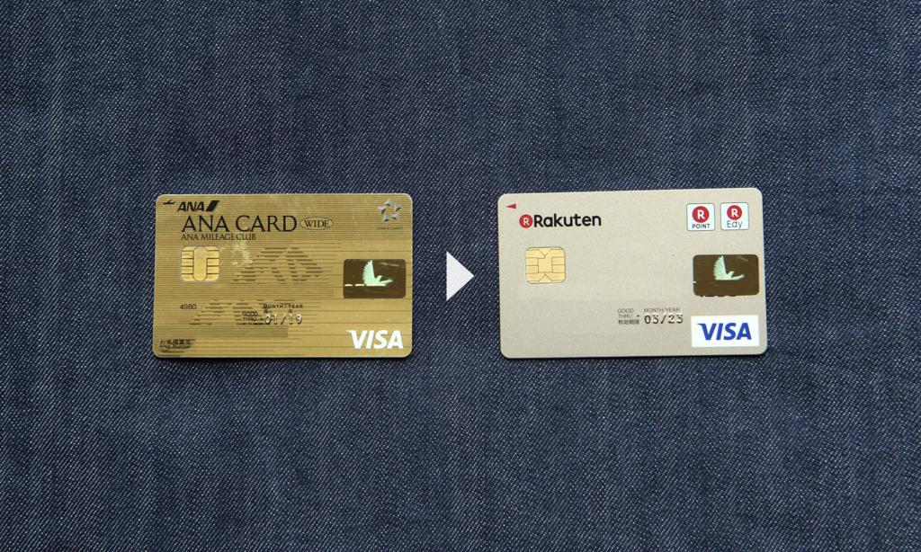 楽天ゴールドカード おすすめクレジット
