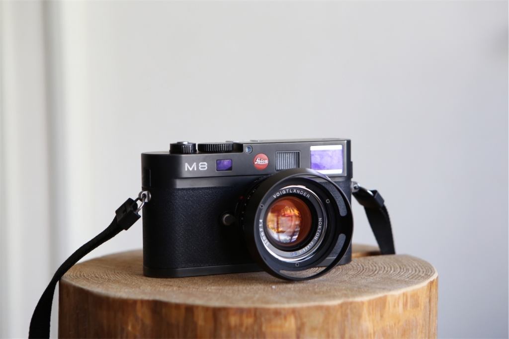 leica m8 f1.4 35mm フォクトレンダー VOIGTLAENDER NOKTON