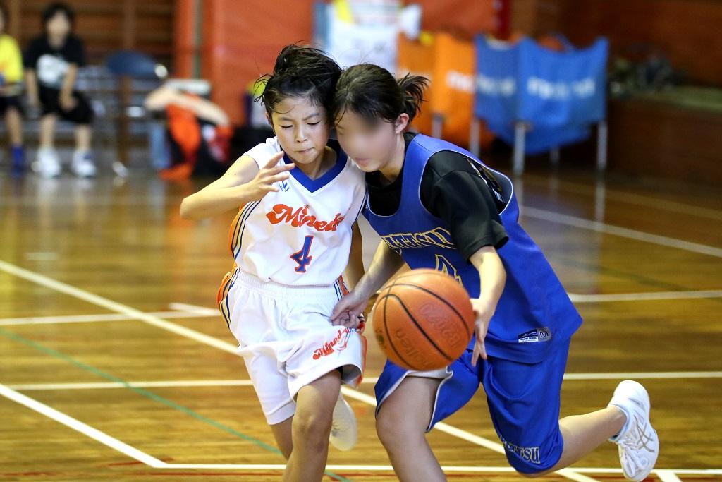 EOS80D+sigma50-100mm F1.8で撮影したミニバスケットボール写真 Basketball Photo