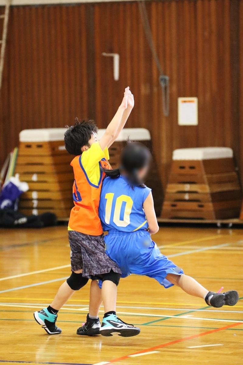 女子ミニバスケットボール写真 by たまの休日 千葉県船橋市