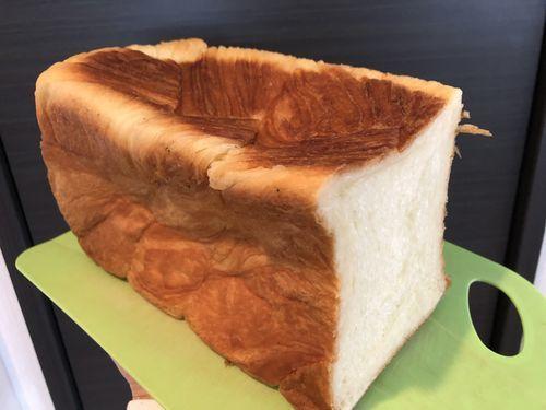 モンシェールの食パン