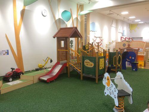 幼児向け遊び場