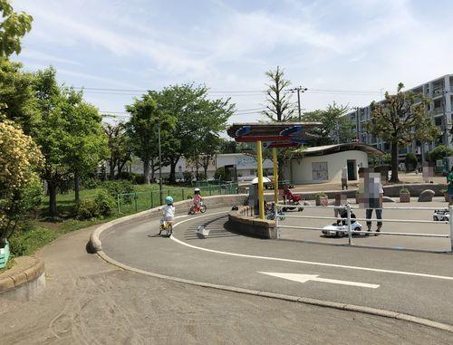 東調布公園