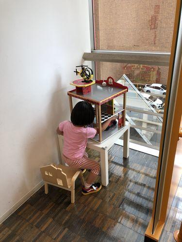 横浜人形の家の人形コーナー