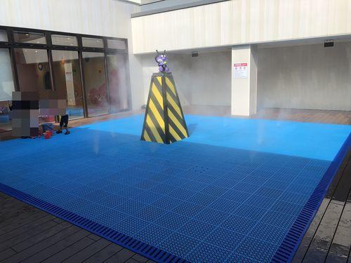 仙台アンパンマンミュージアム 水遊びエリア