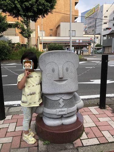 仙台のアンパンマンストリート後半