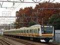 中原電車区E233系@秋の府中本町駅