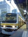 中央・総武線(各駅停車) 209系500番台最後の記録