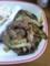 なすと豚肉の味噌炒め