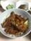 ガーリック豚丼
