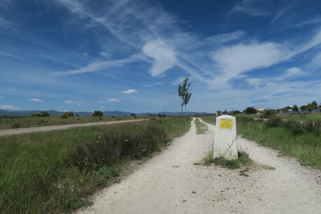 スペイン・サンティアゴ巡礼の道
