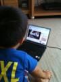 YouTube見てるの!