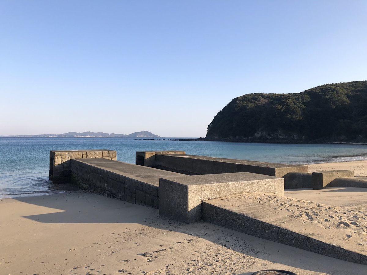 田曽白浜(三重県度会郡南伊勢町)