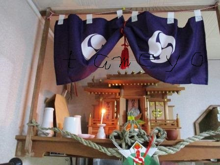 神棚・日本の正月