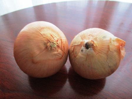 玉ねぎは腸内環境を整え、すりおろしがベスト