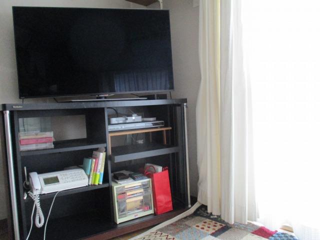 テレビボードの収納を見直し・美的生活