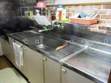 キッチン汚れ・大掃除・あさイチ